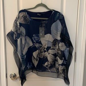 Women's Bella Amore Blouse. brand new